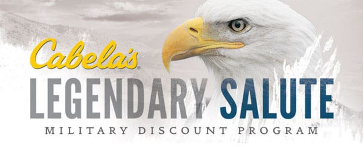 Legendary Salute Military Discount Program