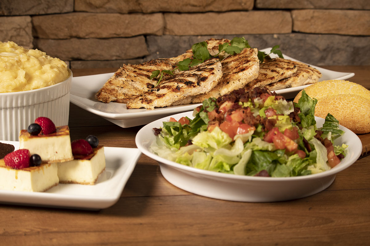 Pick Up Firebirds Family Meal Deal!